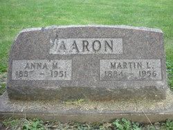 Anna <i>Smith</i> Aaron