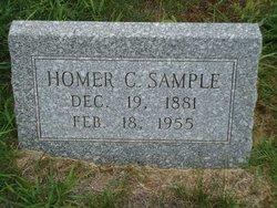Homer C Sample