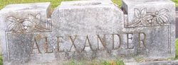 William J. Alexander