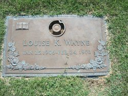 Louise Estes <i>Knight</i> Wayne