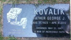 Fr George J Kovalik