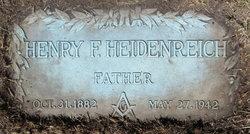 Henry Friedrich Heidenreich