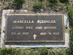 Marcella <i>Danks</i> Aldinger