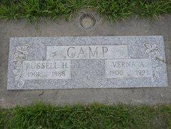 Verna Amelia <i>Bates</i> Camp