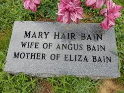 Mary Jane <i>Hair</i> Bain