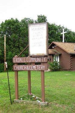 Ekdall Community Cemetery