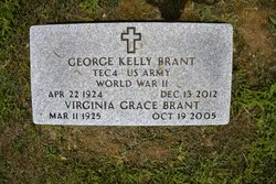 George Kelly Brant