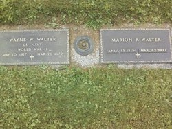 Marion Rosalie <i>Wilkison</i> Walter