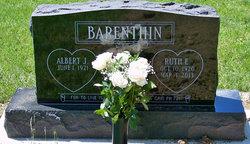 Ruth E. <i>Herin</i> Barenthin