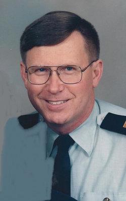 Maj Roger Elliot Slusher