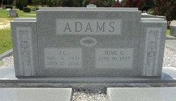 J. C. Adams