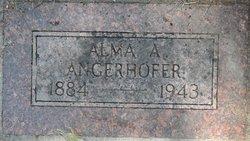 Alma A. <i>Pagel</i> Angerhofer