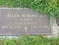 Allen Newman Bahn, Jr