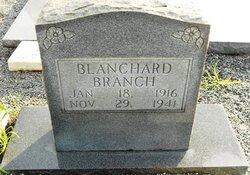Blanchard Branch