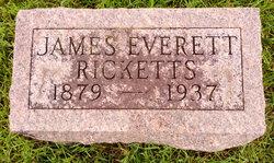 James Everett Ricketts