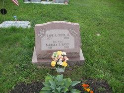 Barbara Katherine <i>Maxcy</i> Crute