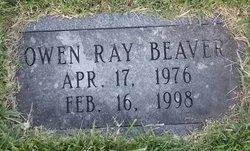 Owen Ray Beaver