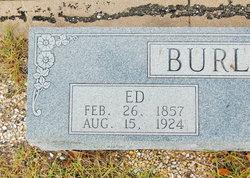 Edward Aaron Ed Burleson