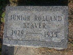 Junior Rolland Beaver