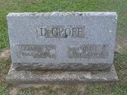 Floyd I De Groff