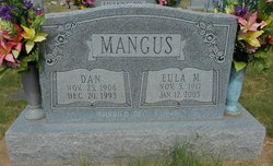 Eula May <i>Throneberry</i> Mangus