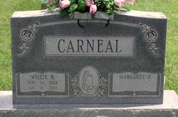 Willie Broaddus Carneal