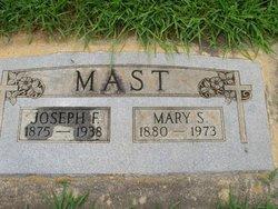 Mary Alice <i>Schmucker</i> Mast
