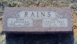 Thelma Drucilla <i>Melton</i> Rains