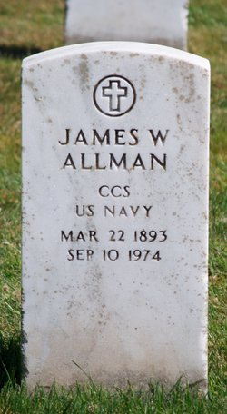 James W Allman