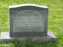 Thomas Edward Darst