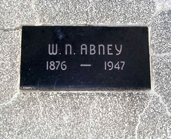 William Nealy Abney