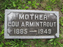Mrs Lou <i>Bangs</i> Armintrout