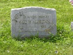 Mary Magdalene <i>Darst</i> Allbritain