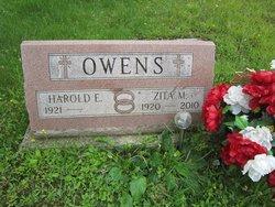 Zita <i>Burgoon</i> Owens