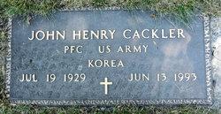 John Henry Cackler