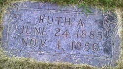 Ruth Alice <i>Sargeant</i> Faehnrich