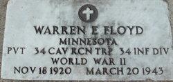 Warren E Floyd