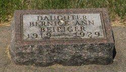 Bernice Ann Beiriger