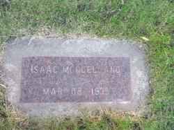 Isaac Newton M McClelland