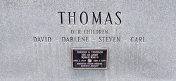 Helen <i>Voorhees</i> Thomas