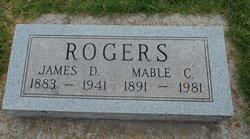 Mabel C <i>Humphreys</i> Rogers
