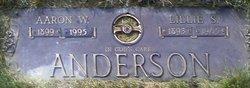 Lillie <i>Thorson</i> Anderson