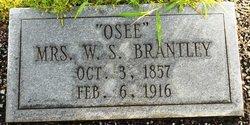 Ossi L. Mary <i>Bracewell</i> Brantley
