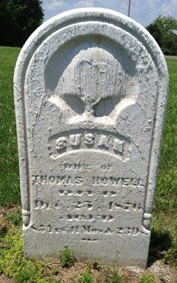 Susannah <i>Callaway</i> Howell