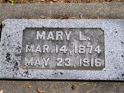 Mary L <i>Wynhoff</i> Hay