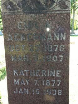 Katherine <i>Gamboni</i> Ackerman