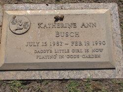 Katherine Ann Busch