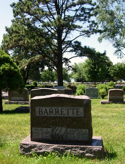 Oliver J Barrette