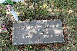 Hugh Donald Kramer