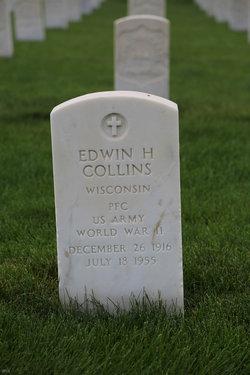Edwin H Collins